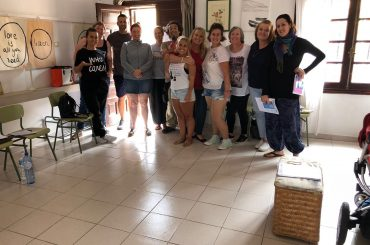 Community First Aid Training in Tenerife